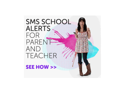 SMS School Alerts For Parent And Teacher