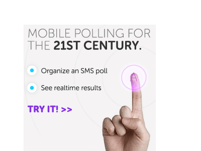 Mobile polling for the 21st century